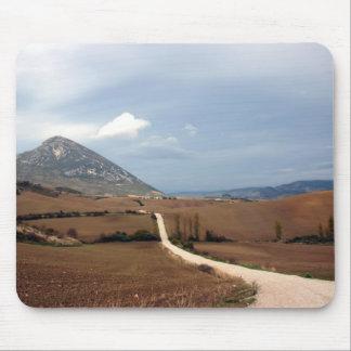 Navarra Camino Mouse Pad