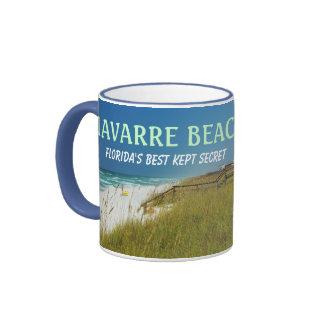 NAVARRE BEACH FLORIDA MUG