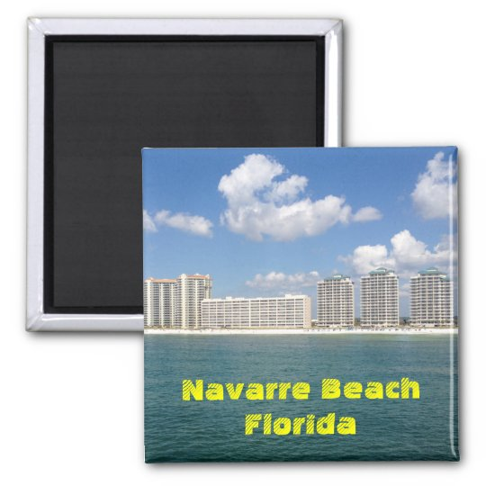 Navarre Beach magnet