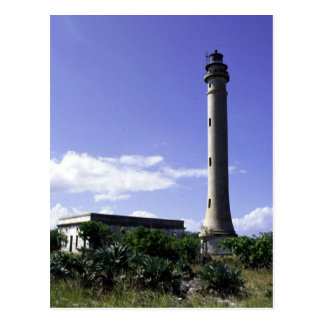 Navassa Island Lighthouse Postcard