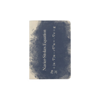 Navier Stokes Equation Math & Science Passport Passport Holder