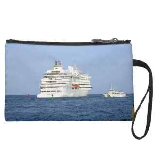 Navigating the Seas Cruiser Wristlet Clutches