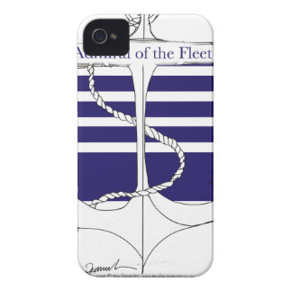 navy admiral of the fleet, tony fernandes iPhone 4 covers