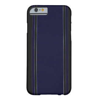 Navy Blue & Black iPhone 6 case