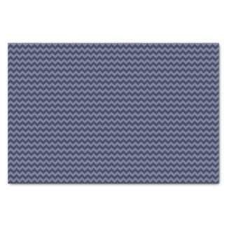 Navy Blue Chevron Nautical Baby Boy Shower Party Tissue Paper