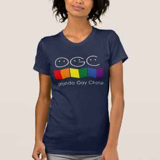 Navy Blue - Orlando Gay Chorus Women's T-shirt