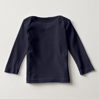 Navy Blue & Yellow Baby | Sports Jersey Design T Shirt