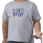 Navy Brat blue T Shirts