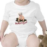 Navy Brat Bodysuit