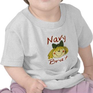 Navy Brat Girl Tshirt