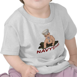 Navy Brat T Shirts