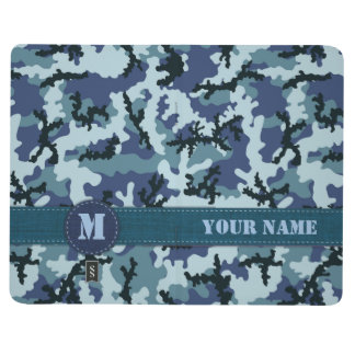 Navy camouflage journal