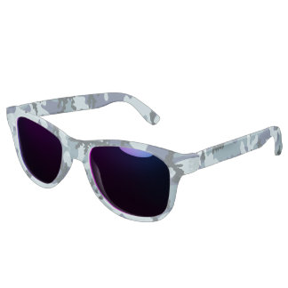 Navy camouflage sunglasses