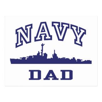 Navy Dad Post Cards