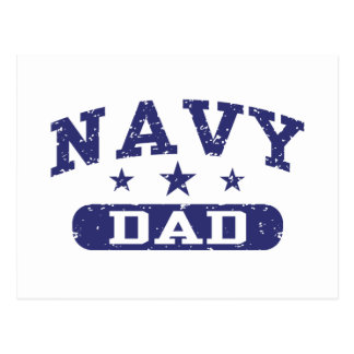 Navy Dad Postcards