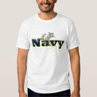 Navy Dad Tshirt