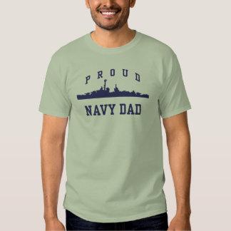 Navy Dad Tshirts