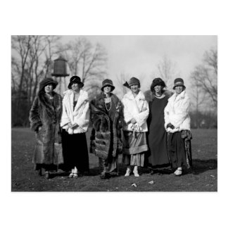 Navy Debutantes 1920s Postcards
