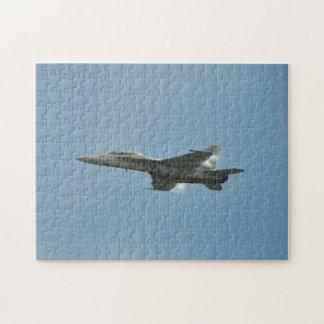 Navy FA-18 Super Hornet Puzzle