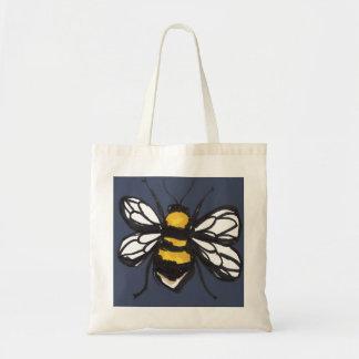 Navy Humble Bumblebee Bag
