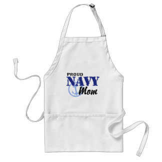 Navy Mom Standard Apron