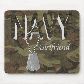 Navy Mousepad Mousepads