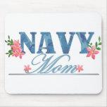 Navy Mum (Cammo) Mousepad