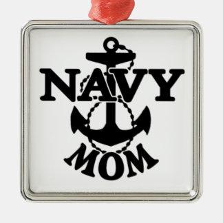 Navy Mum Ornament
