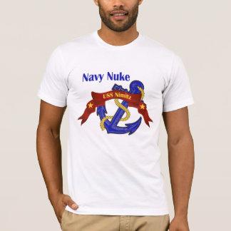 Navy Nuke ~ USS Nimitz T-Shirt