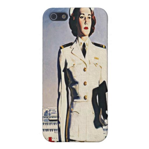 Navy Nurse Corps Recruiting poster  Speck iPhone 4 Cover For iPhone 5
