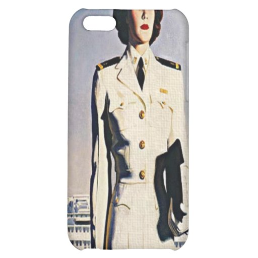 Navy Nurse Corps Recruiting poster  Speck iPhone 4 Case For iPhone 5C