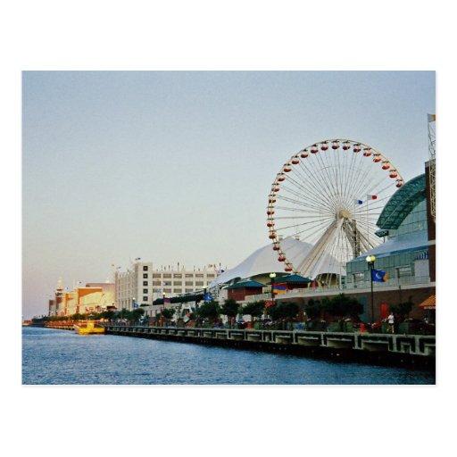 Navy Pier Postcard