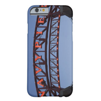 Navy Pier sign in Chicago Illinois USA Barely There iPhone 6 Case
