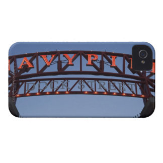 Navy Pier sign in Chicago Illinois USA Case-Mate iPhone 4 Cases
