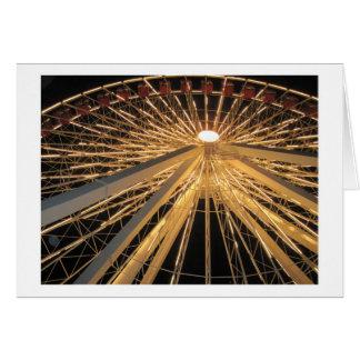 Navy Pier's Signature Ferris Wheel Card