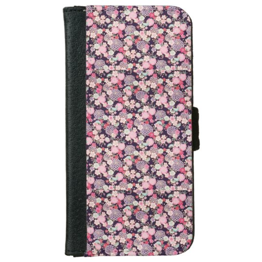 Navy & Pink Iphone 6/6s Phone Case