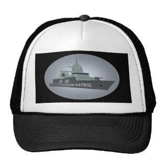 NAVY PIRATE PATROL CAP