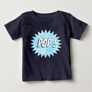 Navy POP! Tee