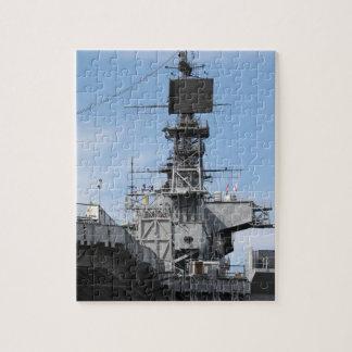 Navy Ship Jigsaw Puzzle