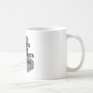 Navy SIster CB Basic White Mug