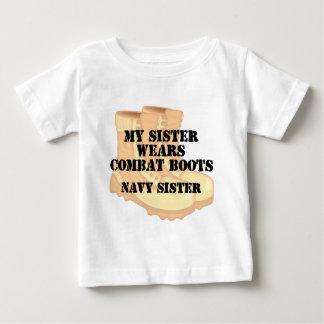 Navy Sister Sister DCB Tee Shirts
