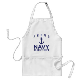 Navy Sister Standard Apron
