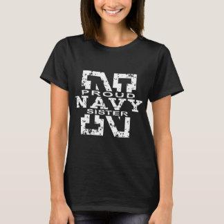 Navy Sister T-Shirt