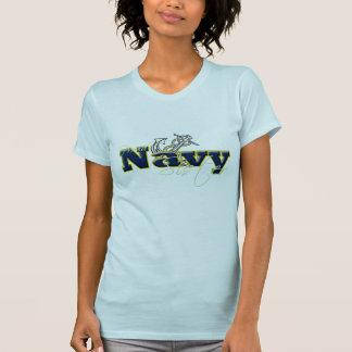 Navy Sister T Shirts