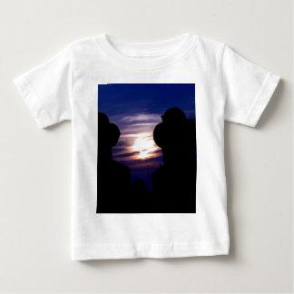 navy skies baby T-Shirt
