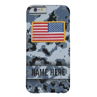 Navy Style Camouflage Case