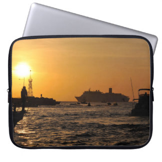 Navy the Cabos SunSet Laptop Sleeve