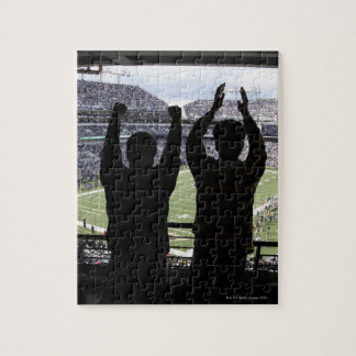 Navy versus Air Force Jigsaw Puzzle