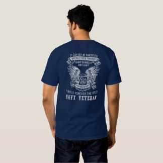 NAVY VETERAN T-SHIRTS