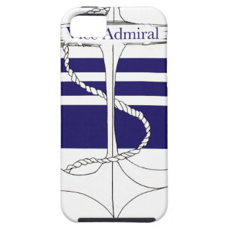 navy vice admiral, tony fernandes tough iPhone 5 case